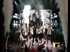 MTV VMA'S TRIBUTE TO MICHAEL JACKSON + JANET IN HQ - ACTUAL VIDEO!