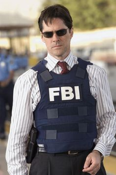 thomas gibson criminal minds | ... of the Apocalypse: The Strange, Sick, Sad Career of Thomas Gibson