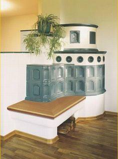 The Ceramic Kachelofen Herd, Entryway Bench, Homesteading, House Design, Rustic, Kitchen, Furniture, Home Decor, Ideas