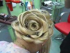 ▶ hair rose eva hairdressing - YouTube