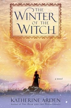 The Winter of the Witch by Katherine Arden. A conclusion to the trilogy that began with The Bear and the Nightingale finds the heroine, Vasya, and the winter king, Morozko, battling mortal and magical enemies to save both the seen and unseen Russias. Best Book Club Books, The Book, New Books, Good Books, Books To Read, The Kiss, Leonardo, Elizabeth Gilbert, Popular Books