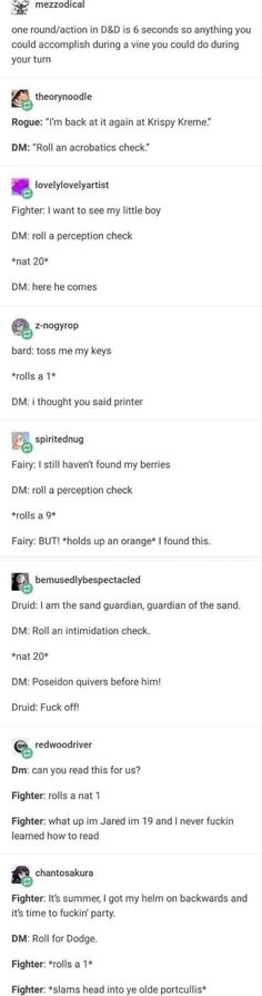 Picture memes by Snakeman_EXE: comments - iFunny :) Dnd Funny, Stupid Funny, Tumblr Stuff, Tumblr Posts, Tumblr Funny, Funny Memes, Dnd Stories, Funny Pins, Funny Stuff