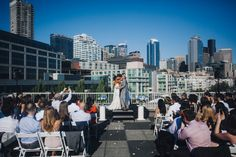 7.4.15 #bellharborweddings Photo Cred. Vera Pashkevich