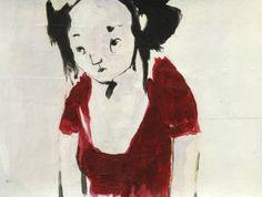 "Saatchi Art Artist Monica Bonzano; Painting, ""WHY YOU SHOULD WATCH"" #art"