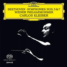 Beethoven, Symphonie 7 and 5, Carlos Kleiber
