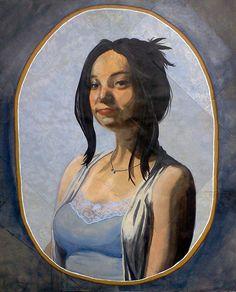 Juliet Mendivil - Illustrator and Painter   Oils, Egg tempera, Acrylic