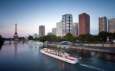 Paris to welcome its first 'floating hotel' on converted catamaran ...