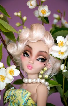 Ooak Dolls, Blythe Dolls, Art Dolls, Custom Monster High Dolls, Custom Dolls, Big Eyes Artist, Doll Stands, Doll Parts, Doll Repaint