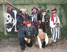 The Pirates | Texas Renaissance Festival