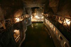 Wieliczka: Salt Mines // Do you want to visit Wieliczka: Salt Mines? check http://eltours.com/tours-menu/wieliczka-salt-mines