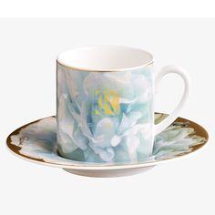 Чашка и блюдце для кофе Eden Roberto Cavalli Home