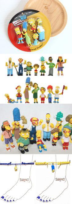 어른들을 위한 애니메이션, 심슨을 바보사랑에서 만나보세요 :) #심슨 #캐릭터 #마그네틱 #피규어 #키덜트 #Simpson #magnetic  http://vom.kr/4GmuoU