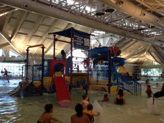 Awesome Bay Area Indoor Water Park