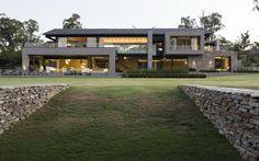 House in Blair Atholl | Form | Nico van der Meulen Architects #Design #Architecture #Contemporary #Light #Garden #Stone