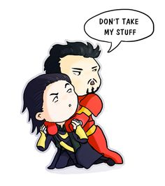 Aaand this is how Frostiron started