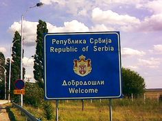 Welcome to Serbia!