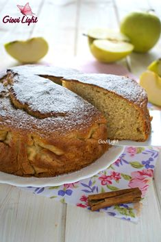 Healthy Cake, Healthy Food, Breakfast Cake, Bon Appetit, Apple Pie, Banana Bread, Vegan Recipes, Lose Weight, Gluten Free