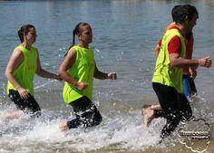 Cascais, treino anfibio