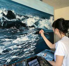 Amazing work by Andreea Ionela Berindei - Creating Art