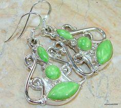 $41.00 Waterfall Fabulous Gaspetite Sterling Silver earrings