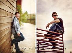 Senior Photos ~ guys