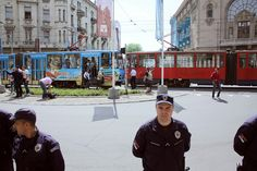 DOLLS@WORK: Ne davimo Beograd protest/Anti-Belgrade Waterfront protest