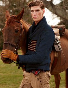 Ralph Lauren Fall 2012 Men Collection – Unique mix of luxurious ...