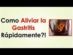 Como se Puede Curar la Gastritis | Como Aliviar la Gastritis Rapidamente?!