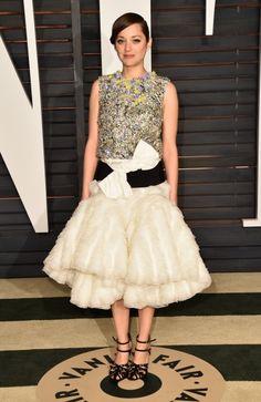 Marion Cotillard Style Oscar Dresses Red Carpet Fashion Marion Cottillard Diane Kruger