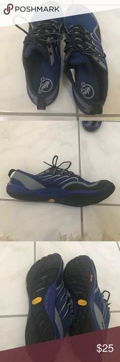 Men's Merrill Trail Glove Olympia Shoe Men's size 11 worn a few times and in good condition Merrell Shoes Athletic Shoes
