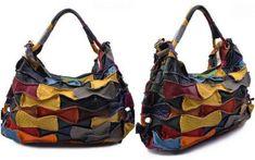 Как шить кожу? Кожаные сумки в лоскутной технике. Обсуждение на LiveInternet - Российский Сервис Онлайн-Дневников