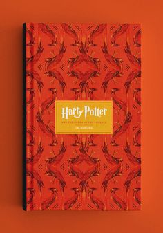#5 -- Harry Potter and the Order of the Phoenix - designed by Raxenne Maniquiz