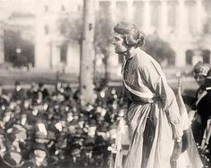Branham, Lucy. Suffragette