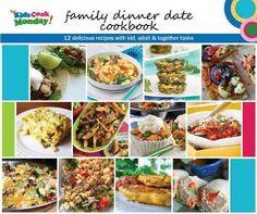 Free E-Cookbook Brings Kid-Friendly #Recipes #cookbook #download