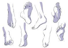 Feet Drawing, Drawing Base, Drawing Tips, Anatomy Reference, Pose Reference, Drawing Reference, Art Sketches, Art Drawings, Body Drawing Tutorial
