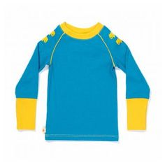 AlbaBabY Shirt Claus Blouse blue