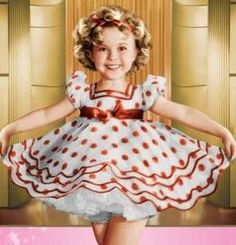 Shirley Temple doll and clothing ideas for waldorf doll