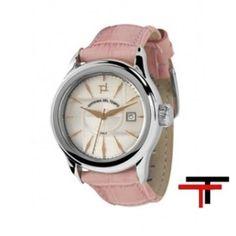 Relojes Mujer: Reloj Officina del Tempo Safi Index Rosa  http://www.tutunca.es/reloj-safi-index-rosa