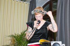"Sophia Hoffmann bei Ihrem veganen Buch Release! ""Vegan Queens Dinner"" all over the place :) - Blogfabrik Berlin - StartUp Szene - Sponsored by Guampa Enegydrink"