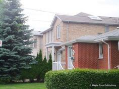 Newtonbrook  - located at the north end of the City of Toronto