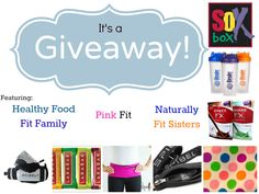 Giveaway from Healthy Food Fit Family!