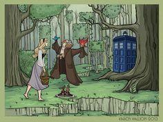 "Aurora - Sleeping Beauty | 10 Disney Heroines Chosen To Be ""Doctor Who"" Companions"