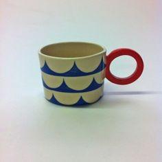 So nice! Ken Eardley's little oval cup