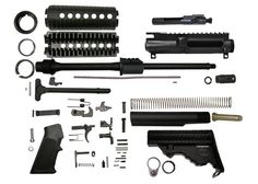 AR-15 Build Your Own Kit                                                                                                                                                     More