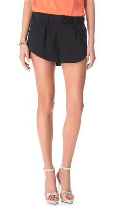 alice + olivia Butterfly Shorts