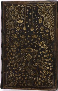 "Spaniel Binder ""The Book of Common Prayer"" (Place of Publication: Oxford, Date of Publication: 1700)"