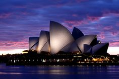 Built by Jørn Utzon in Sydney, Australia with date 1973. Images by Jozef Vissel. There are few buildings as famous as the Sydney Opera House in Sydney, Australia. Arguably consideredthe eighth wond...
