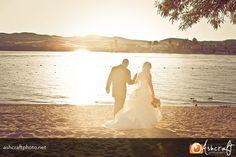 Canyon Lake wedding photo