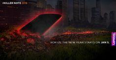 """Mola: El Lenovo K4 Note contará con un """"Killer Display"""""""