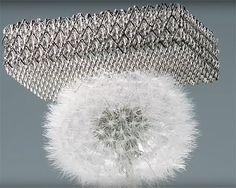 """Laboratório da Boeing fabrica o metal sintético mais leve já feito, """"""""microlattice"""""""""""""""